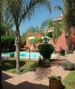 Villa with pool, garden, beach at 10 minutes walk - Azemmour - House