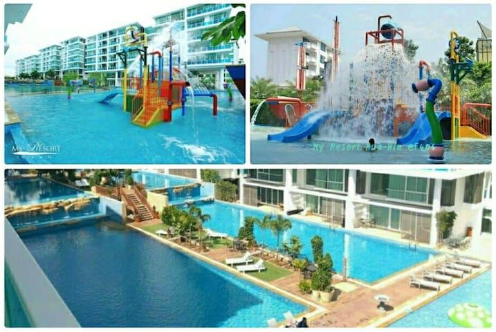 My Resort HuaHin F4289