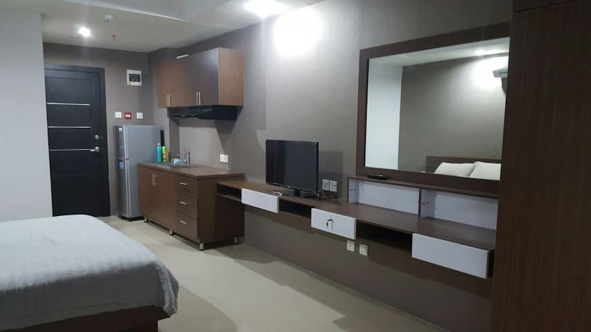 Nagoya Mansion Hotel and Apartment Batam - Batam - Leilighet