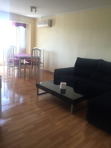 Habitación con cama doble 150cm - València - Casa