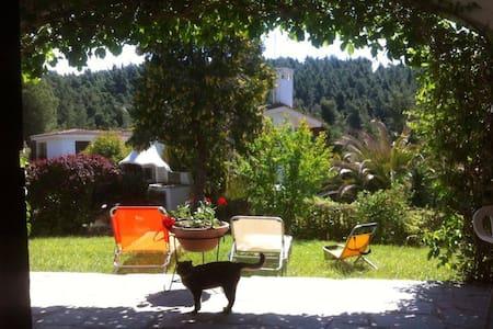Relaxing at a mountain-sea villa - Elani - Willa