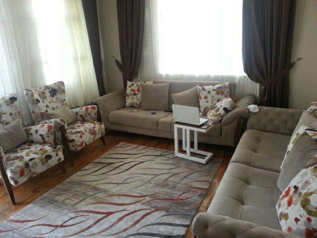 I RENT MY HOUSE 3+1 BİG HOUSE - Kepez - House