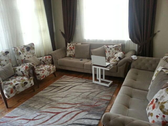 I RENT MY HOUSE 3+1 BİG HOUSE - Kepez - Casa