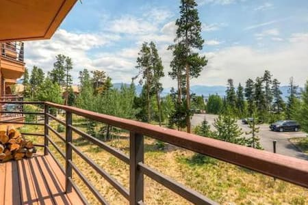 Cozy Condo with Great Location & Panoramic Views! - Silverthorne