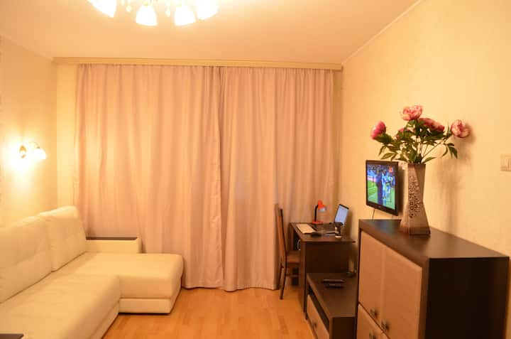 New apartment in Butovo