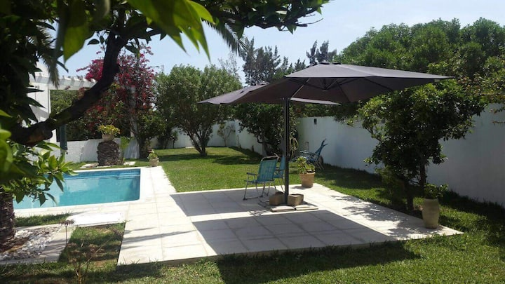 Private Suite view garden<VANILLA>near airport