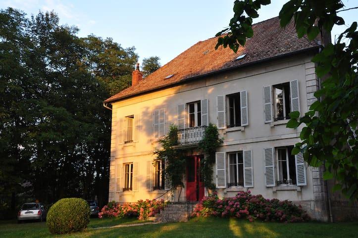 Domaine du Bois d'Amont - Vitreux - House