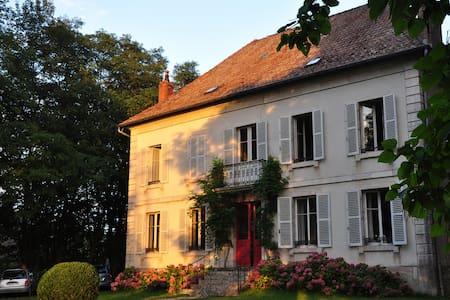 Domaine du Bois d'Amont - Vitreux - Дом