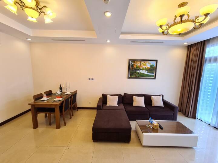 Cho thuê căn hộ 2BR tại Royal City, đơn giản