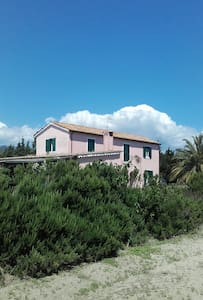Delizioso bilo in colonica sul mare - Sant'Andrea Apostolo dello Ionio - Σπίτι