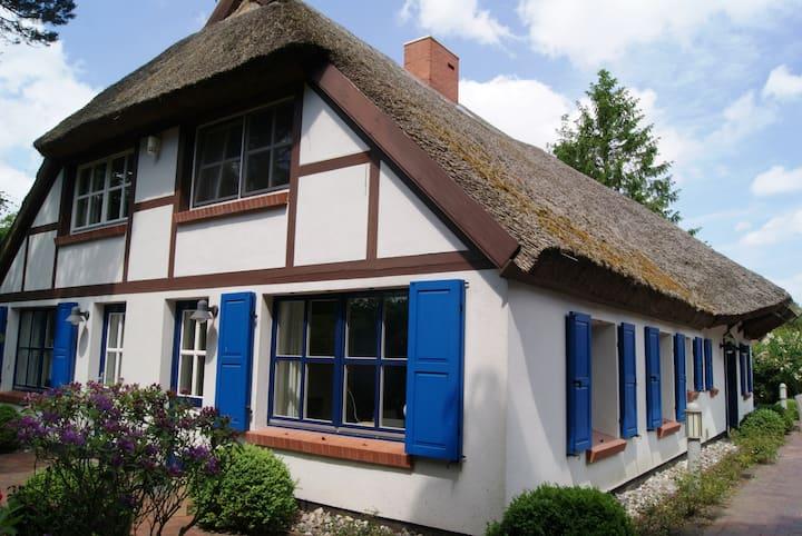Michels Ferienwohnungen Zingst, (Ostseebad Zingst a Darß), Villa Rosenberg, 200 qm, 4 Schlafzimmer, max. 8 Personen