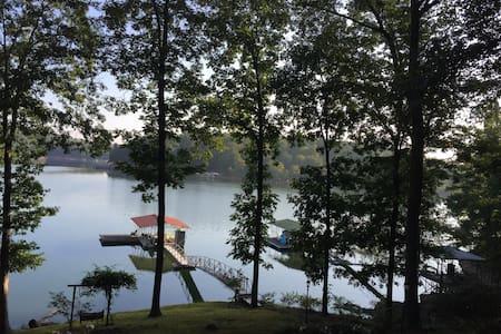 Smith Lake Cabin
