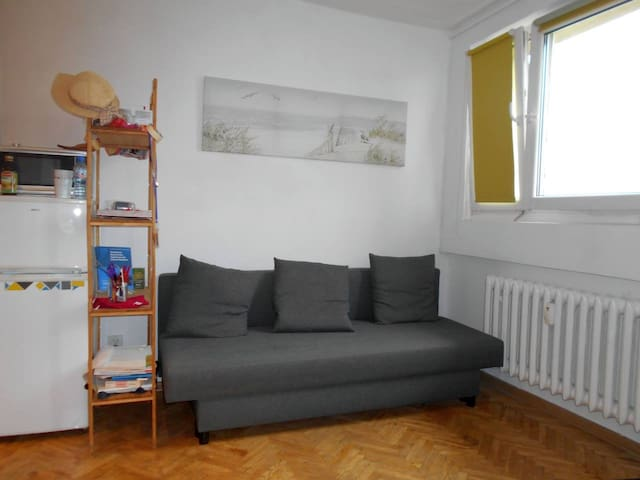 cozy studio near the city center of Krakow
