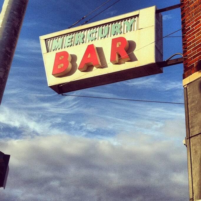 Photo of Mercury Burger and Bar