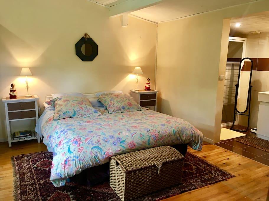 Chambre ind pendante b b de charme chambres d 39 h tes - Chambre d hote de charme midi pyrenees ...