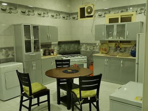   منزل/ وحدة سكنية vip  مفروشه جديدة