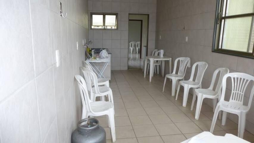 Apartamento amplo com vista para o por do sol - Araguari - Apartment
