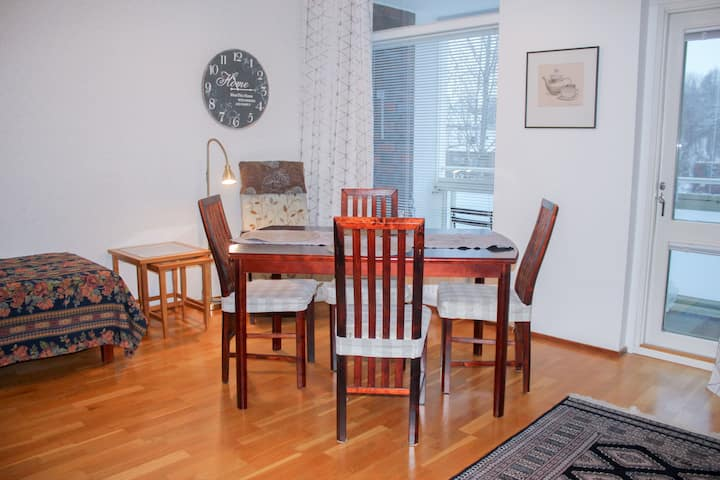 Comfy apartment in Lahti