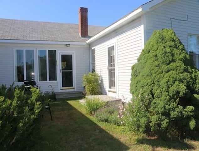 Annes Secret Garden - Blue Hill, Maine