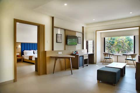 Studio Apartment 5 mins from the Bangalore Airport