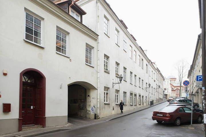 One bedroom apartment in Latako str #1
