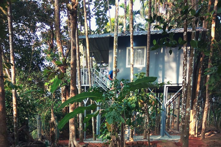 Kabani Riverside Cottage - Wayanad - Zomerhuis/Cottage
