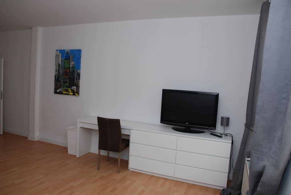 Apartment 10 - Wohnzimmer