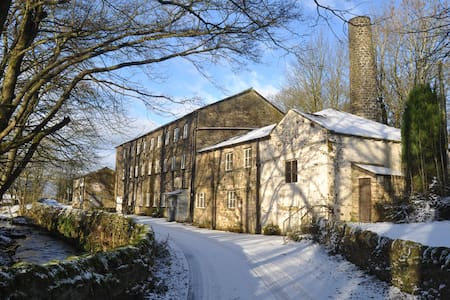 Ponden Mill - West Yorkshire