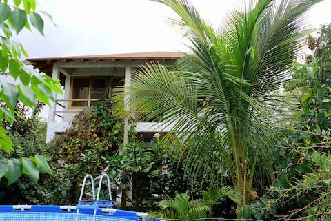 Bed&Breakfast Elysium Garden, Ancón Santa Elena.