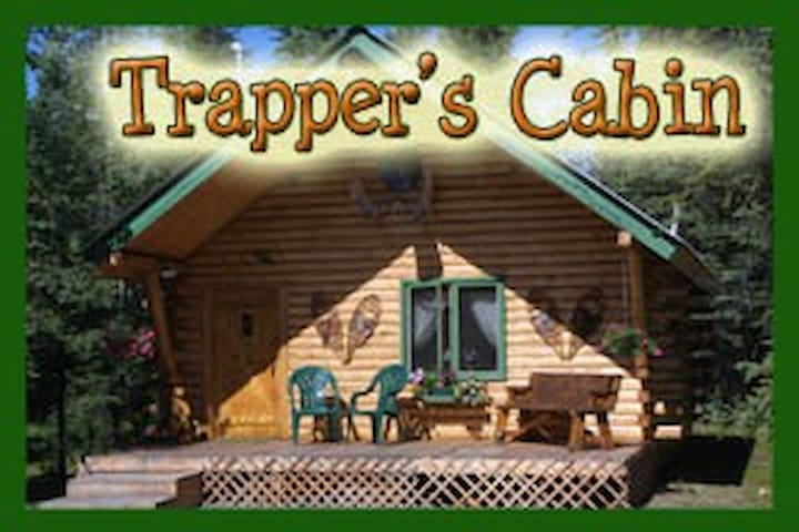 Cleft of the Rock: Trapper's Cabin