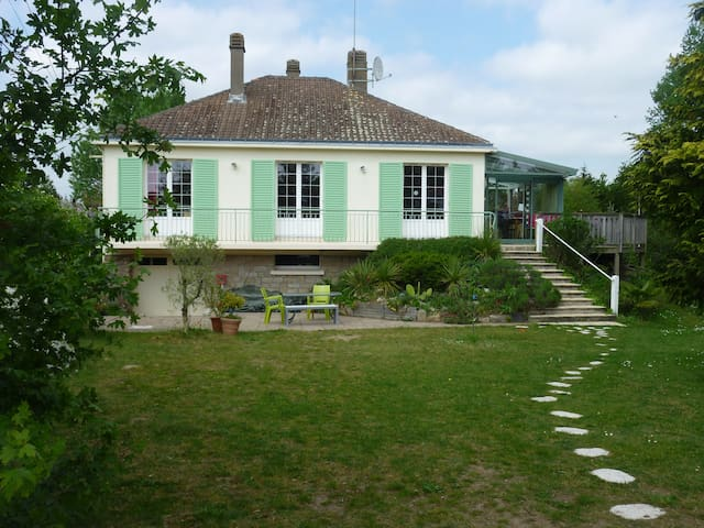 maison au calme 700m plage - La Baule-Escoublac - Rumah