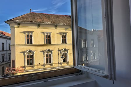 Charming Studio - best place to see FITS 2017 - Sibiu - Huoneisto