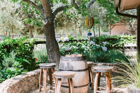 TRIPLE B RANCH - UNCORK AND UNWIND IN SANTA YNEZ