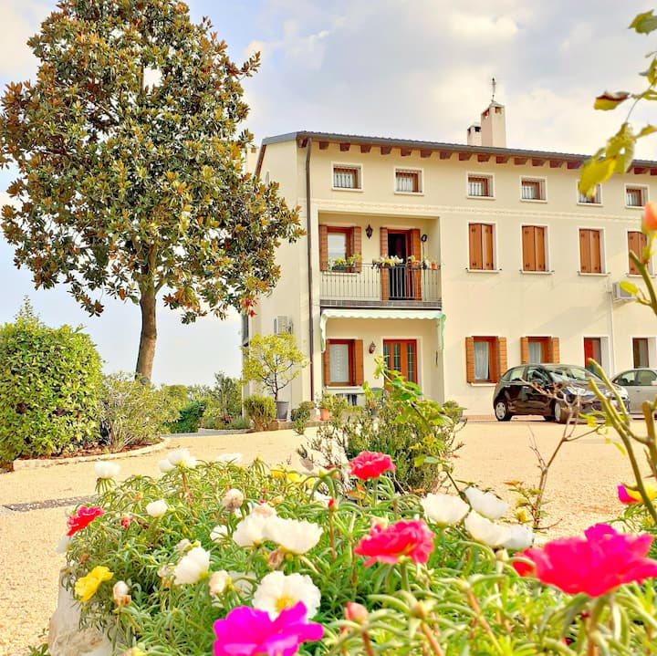Le Vigne di Annalisa-Sweet stay in Prosecco area