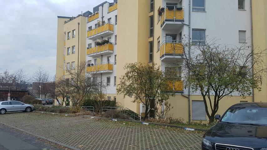 Bequem & Gemütlich & Ruhig - Leipzig Nord