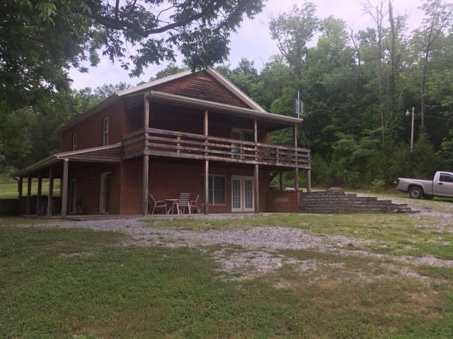 Amazing Shawnee Rocky Top Lodge Golconda Lower