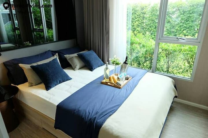 Garden View Room Close to Don Muang Airport