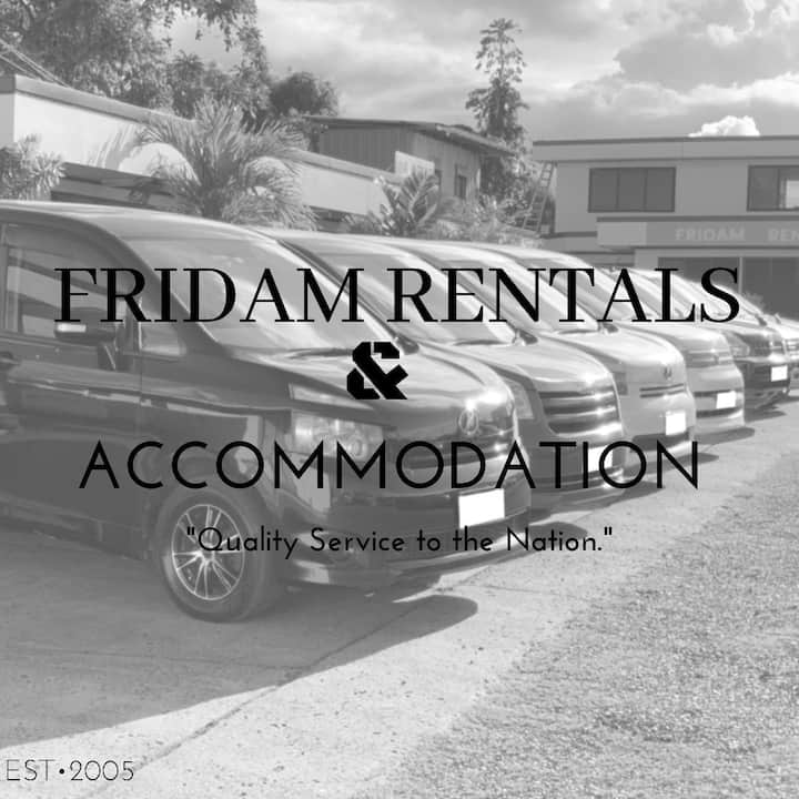 Fridam Rentals and Accommodation