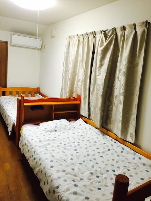 干净的床 Clean room