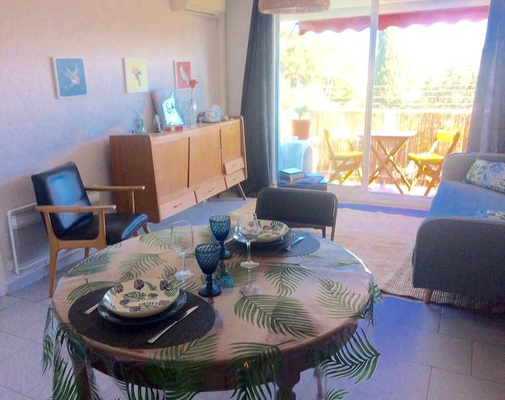 Bel Appartement 70m2 sur Martigues - 4 personnes