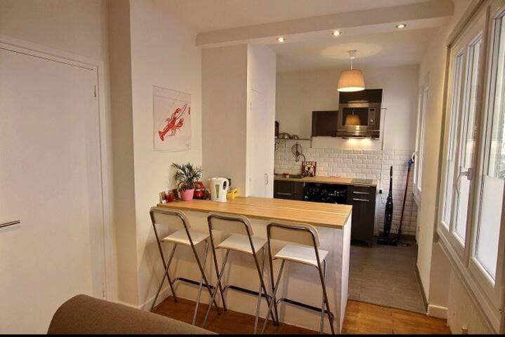 Charming studio of 30 m2