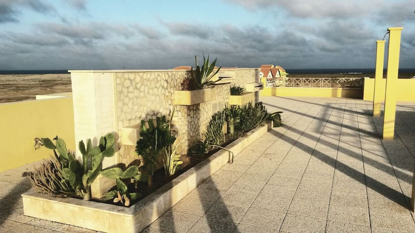 Penthouse Stunning Ocean View - Santa Maria - Appartement