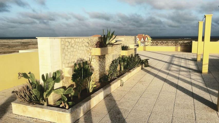 Penthouse Stunning Ocean View - Santa Maria - Apartment