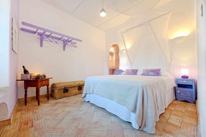 Alojamentos Casa da tia Amália - Quarto 6 - Duplo Wc privativo