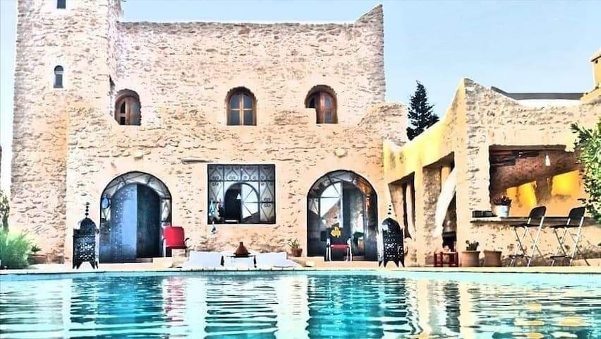 Villa Daliya à 10 minutes de la ville d'essaouira