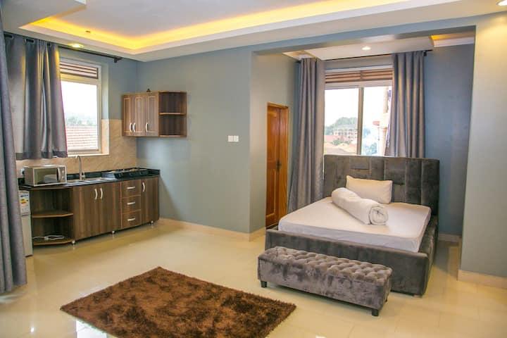 Elegant Studio flat at Skycourts Apartment