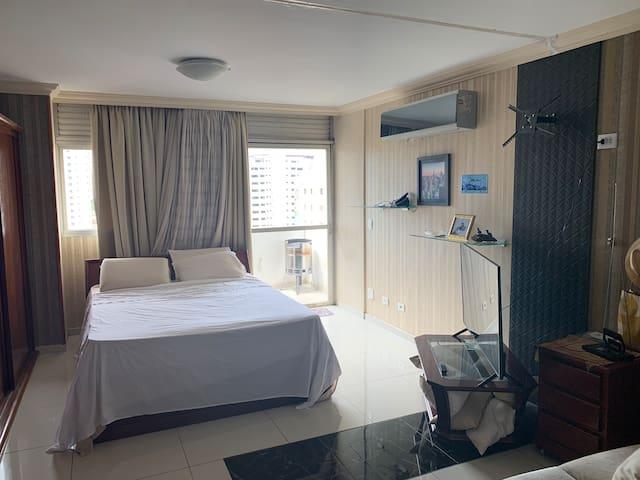 Flat -Harborburitiaparthotel