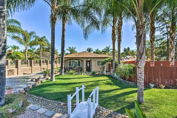 NEW! 3BR Fallbrook Home Near Temecula Wine Country