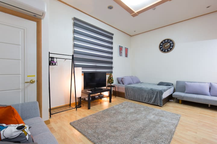 #D# Spacious family room Best loft - 서울특별시 - Loft