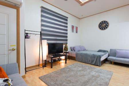 #D# Spacious family room Best loft - 서울특별시 - Loft